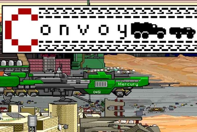 Convoy Free Download Torrent Repack-Games