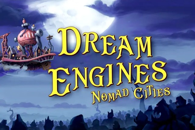Dream Engines Nomad Cities Free Download Torrent Repack-Games