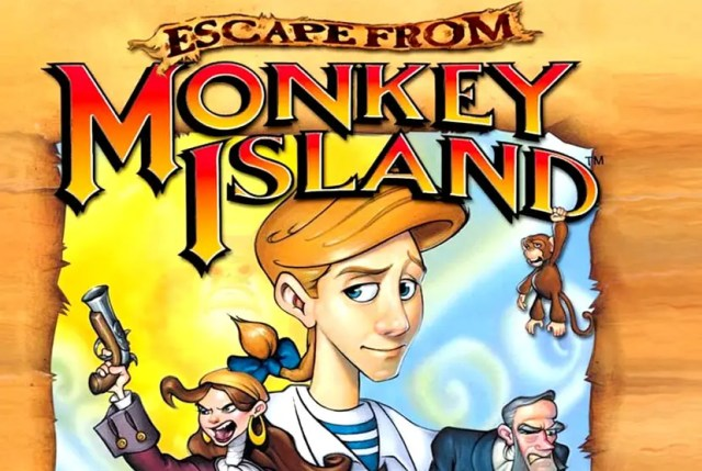 Escape From Monkey Island Free Download Torrent Repack-Games