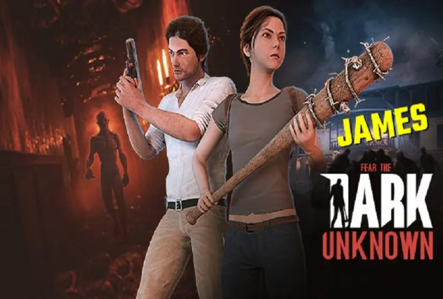 Fear the Dark Unknown James Repack-Games