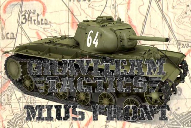 Graviteam Tactics Mius-Front Free Download Torrent Repack-Games