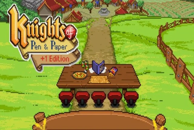 Knights of Pen and Paper +1 Edition Repack-Games