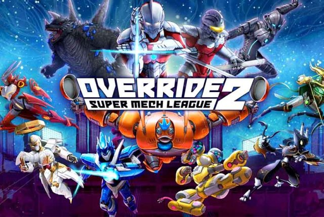 Override 2 Super Mech League Free Download Torrent Repack-Games