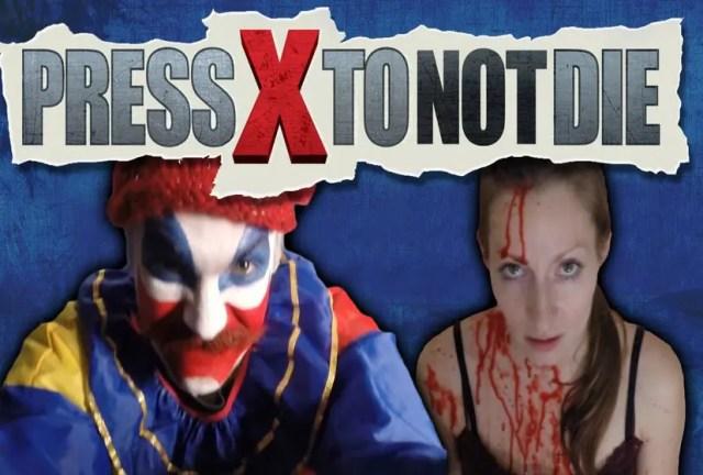 Press X to Not Die Repack-Games