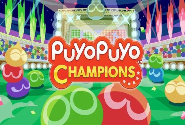 Puyo Puyo Champions Repack-Games