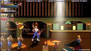 Streets of Rage 2X Free Download Crack Repack-Games