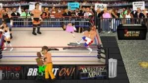 Wrestling Revolution 3D Free Download Repack-Games