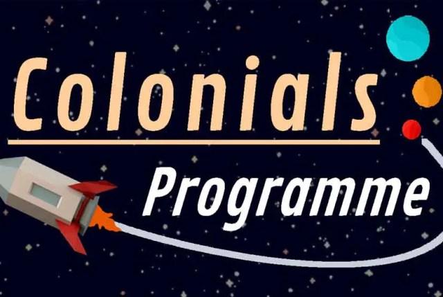 Colonials Programme Free Download Torrent Repack-Games
