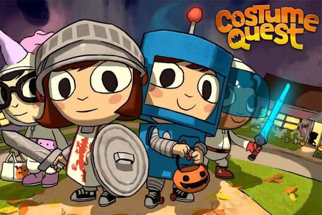 Costume Quest Free Download Torrent Repack-Games