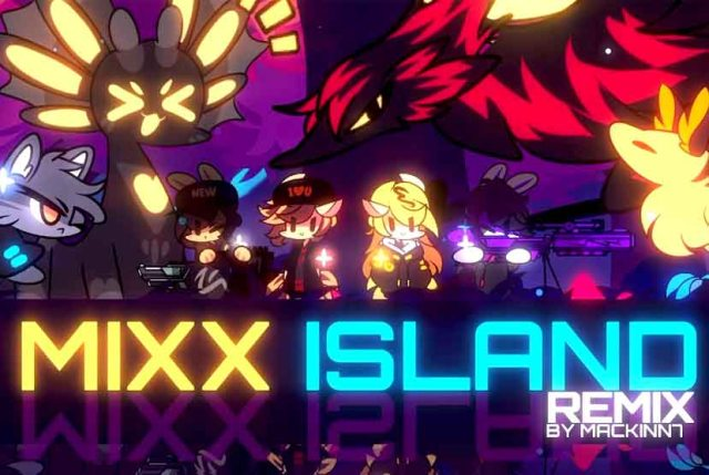 Mixx Island Remix Free Download Torrent Repack-Games