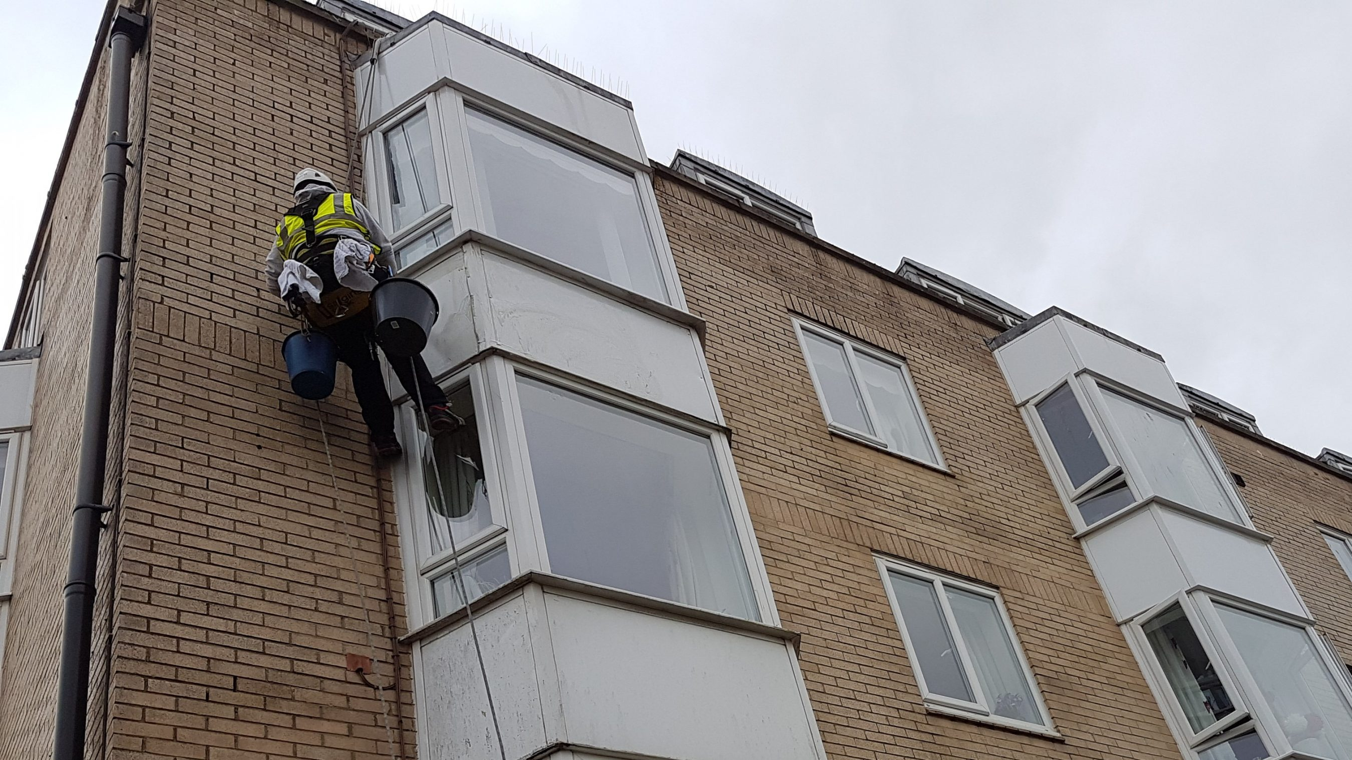 rope access maintenance