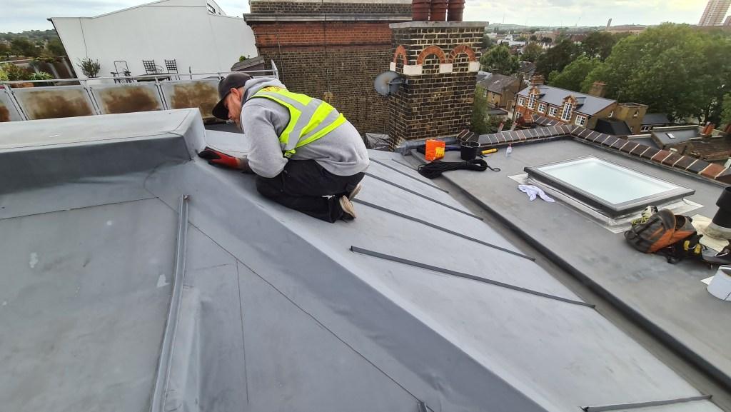 PVC roof repairs