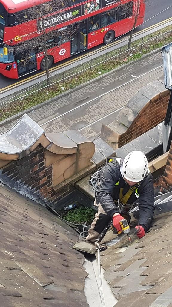 special roof repairs