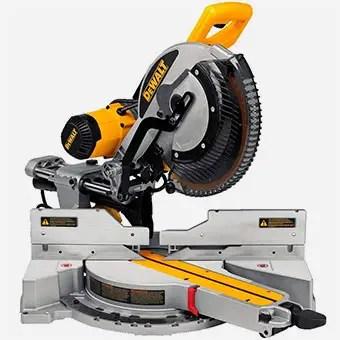 Tools to Have in Workshop - DEWALT-Sliding-Compound-Miter-Saw
