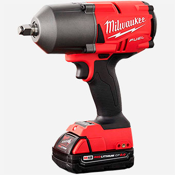 Tools to Have in Workshop - Milwaukee-Fuel-High-Torque-Impact-Wrench
