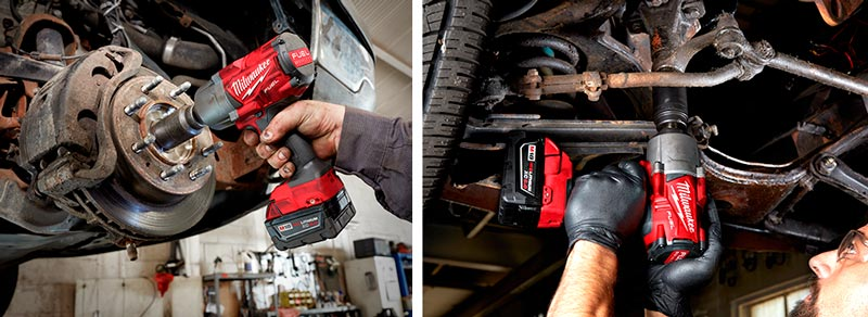 3/8 vs 1/2 Impact Wrench – Which Is The Best For Repairers And Constructors?