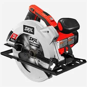 SKIL-Circular-Saw-with-Single-Beam-Laser-Guide