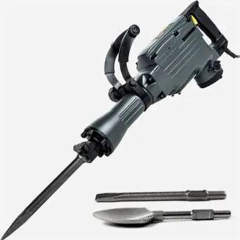 Tools to Have in Workshop - TR-Industrial-Electric-Demolition-Jackhammer