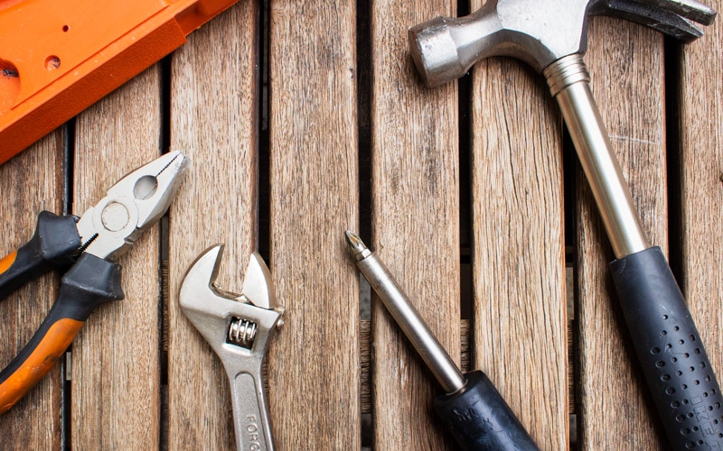 Tools to Have at Home: 143 and 1 Tool Tale