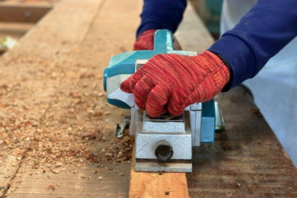 Planer vs. Jointer
