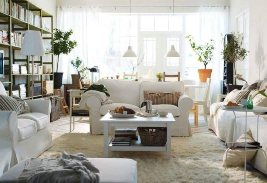 Living Room DIY Decor Ideas