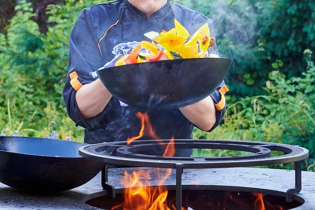 Why Use A Wok Instead Of A Frying Pan