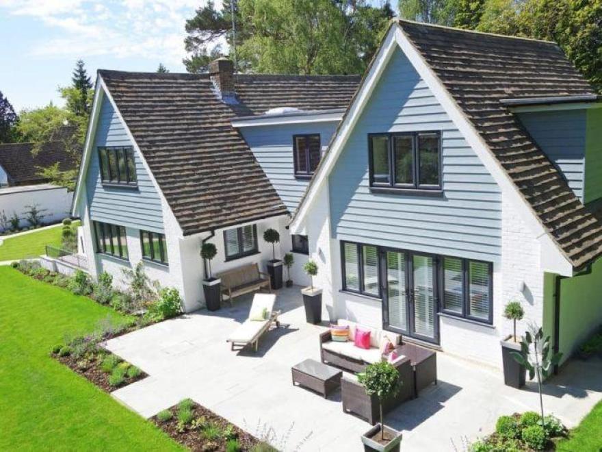 Eco-Friendly House