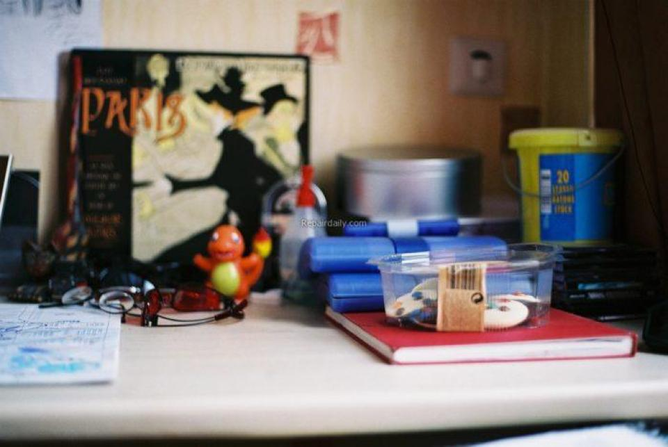 Organizing Your Desk Items