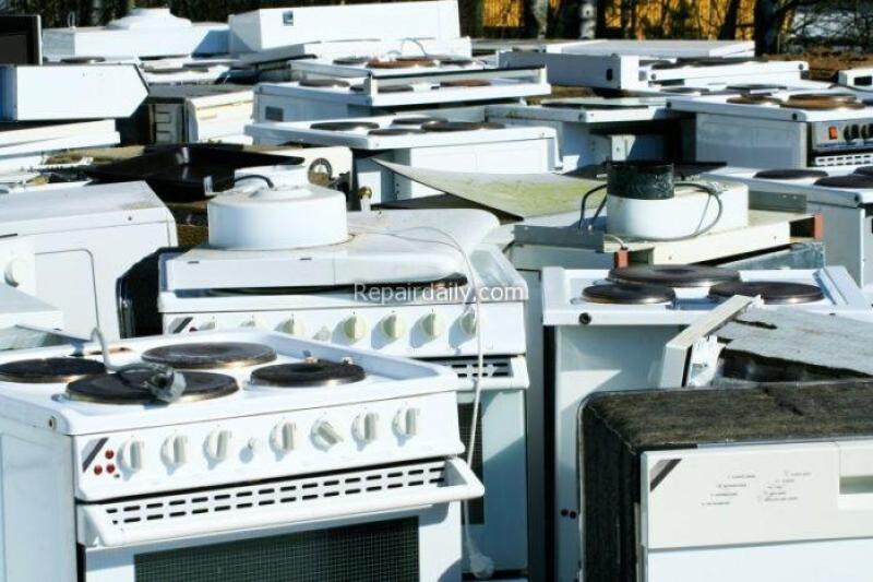 old unwanted appliances