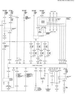 2002 isuzu rodeo wiring diagram wiring diagram schematics rh alfrescosolutions co 2004 holden rodeo wiring diagram 2004 Isuzu Rodeo Problems