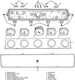 | Repair Guides | Instrument And Switches | Gauge Cluster | AutoZone