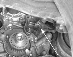   Repair Guides   Electronic Engine Controls   Crankshaft Position Sensor   AutoZone