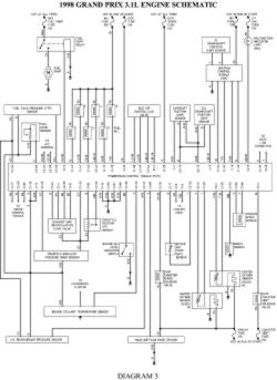 2002 pontiac grand prix gtp radio wiring diagram the wiring pontiac aztek radio wiring diagram wire