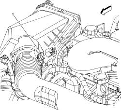 | Repair Guides | Component Locations | Mass Air Flow Sensor | AutoZone