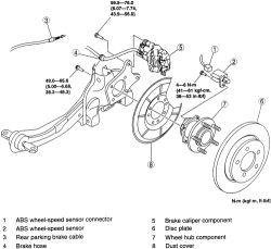   Repair Guides   Rear Suspension   Wheel Bearings