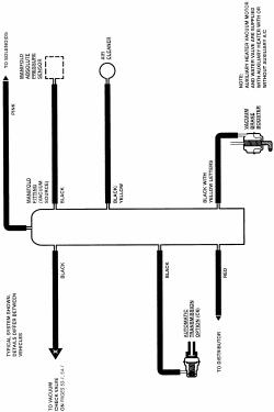 1996 Plymouth Breeze 20L SFI SOHC 4cyl | Repair Guides | Vacuum Diagrams | Vacuum Diagrams