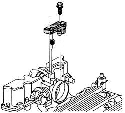 | Repair Guides | Electronic Engine Controls | Manifold Absolute Pressure (map) Sensor