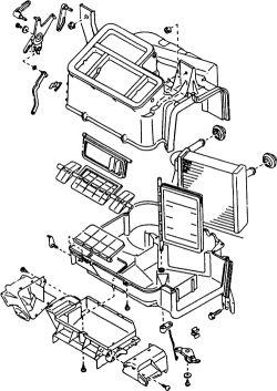 | Repair Guides | Heater Core | Removal & Installation | AutoZone