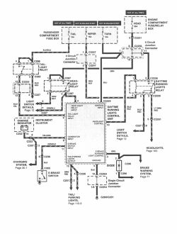 | Repair Guides | Exterior Lighting (2000) | Lights
