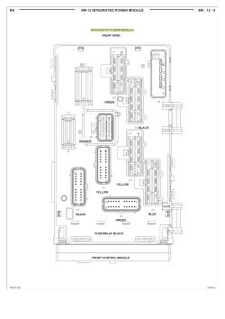 | Repair Guides | Integrated Power Module (2007
