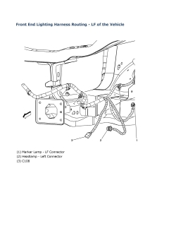 | Repair Guides | Wiring Systems (2006) | Harness Routing Views | AutoZone