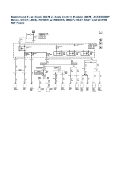 | Repair Guides | Wiring Systems And Power Management (2007) | Power Distribution Schematics