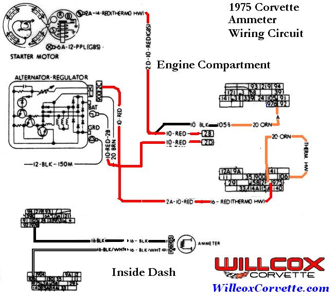 1969 Corvette Wiring Diagram