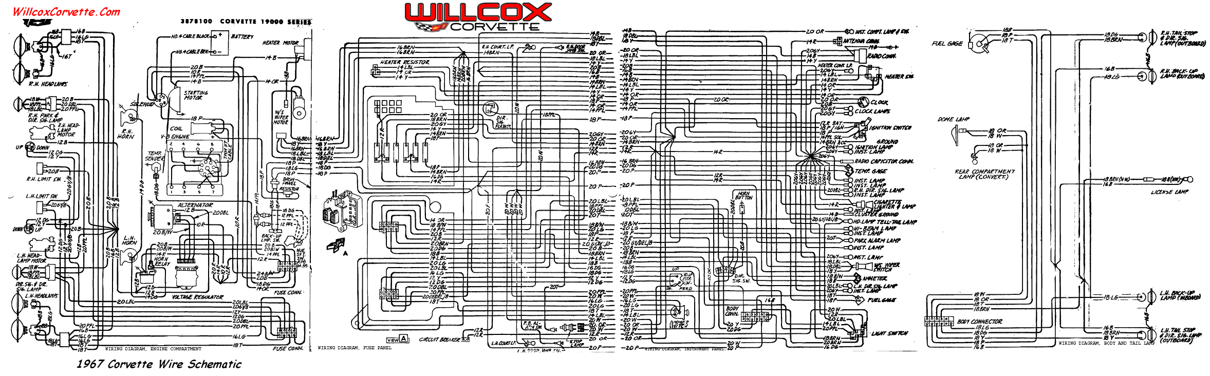 1959 Chevy Starter Wiring Diagram Trusted Diagrams 72 1954 Carburetor 1968 Corvette Nova