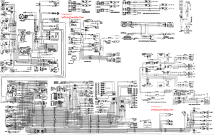 1979 Corvette Tracer Wiring Diagram Tracer Schematic
