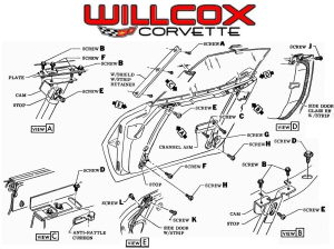 Willcox Corvette, Inc  Corvette Repair & Install Help