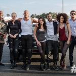 los actores de fast furious 8