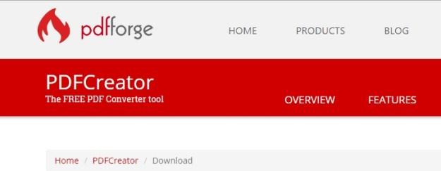 PDFCreator - Crear PDF gratis
