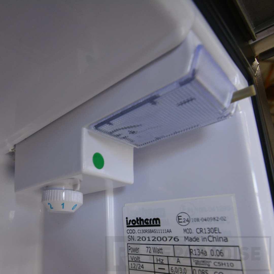 Lightweight RV fridge