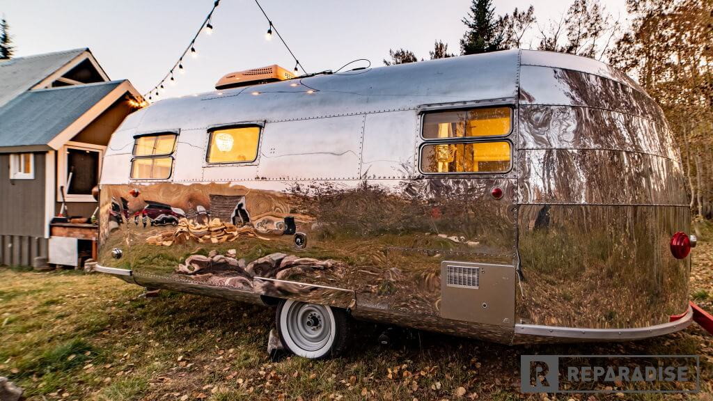 Vintage Airstream Restorations Utah